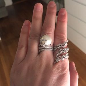 Rings (together or separately)